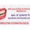 Specijalistička stomatološka ordinacija Dr Erić