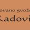 Kovano gvožđe Radović