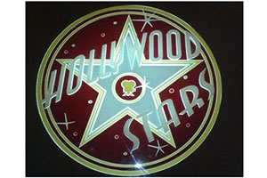 caffe bar hollywood stars
