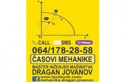 Časovi mehanike Novi Sad